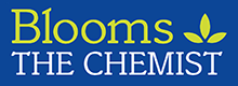 Logo for Blooms The Chemist