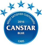 Winner of Car Overall Satisfaction in 2016