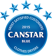 2015 Award for Clothes Dryers