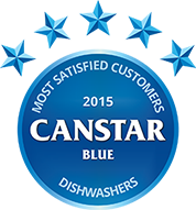 2015 Dishwasher award for most satisfied customers.