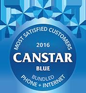 Bundled Phone & Internet 2016 Award Logo