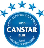 2015 Award for Electricity Providers in NSW