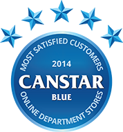 Online Department Stores 2014 Award Logo