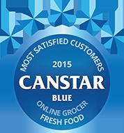 Online Grocer Fresh Food 2015 Award Logo