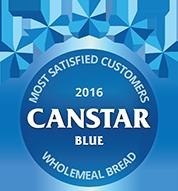 Wholemeal Bread 2016 Award Logo