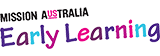 Mission Australia Early Learning logo