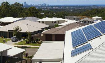 Suburban solar