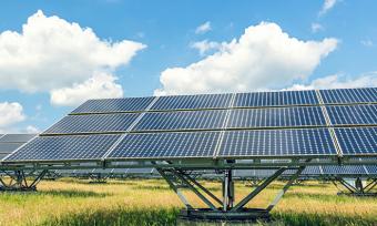 Renewable energy: Time to go solar?