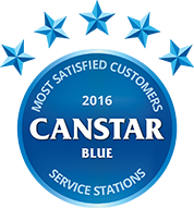 2016 Award for Service Stations