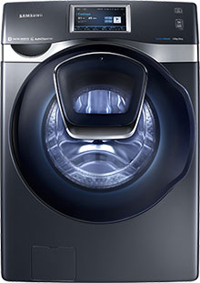 Samsung washing machine with addwash capability