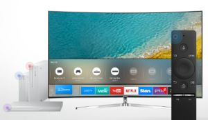 Samsung tv package