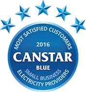 2016 Award for Small Business Electricity Providers