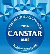 2016 Award for Fabric Softener