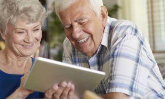 social media savvy grandparents