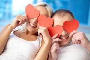 Couple hearts
