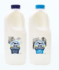Devondale milk