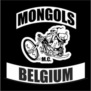 Mongols patch