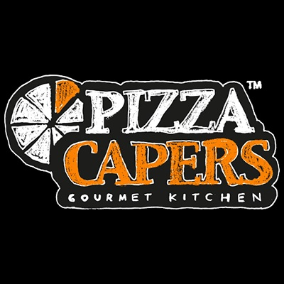 Pizza Capers Logo