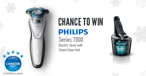 Revised Phillips electric shaver competition