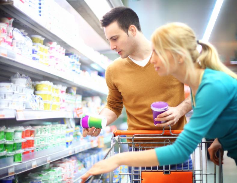 Supermarket swaps