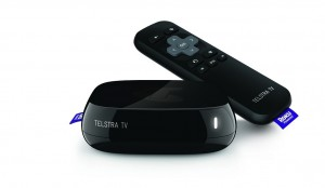 Telstra Player Remote