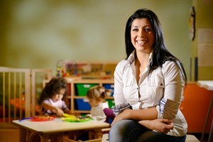 Childcare teacher