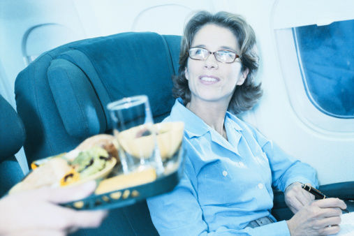 Airline food in Australia