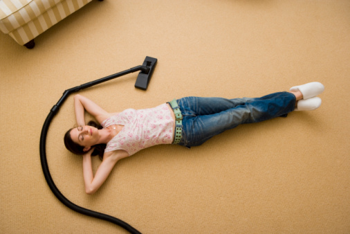 Vacuum cleaner dream