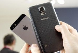 Apple iPhone Samsung Galaxy