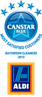 Most Satisfied Customers - Bathroom Cleaners 2013