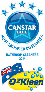 OzKleen: Bathroom Cleaners Award Winner