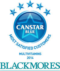Blackmores Wins Multivitamins Award, 2014