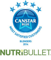 Nutribullet achieves our 2014 blenders award