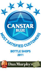 Most Satisfied Customers - Bottle Shops 2011