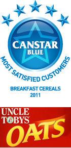 Most Satisfied Customers: Breakfast Cereals