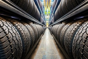 Car tyre store