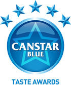 Canstar Blue Taste Awards Logo