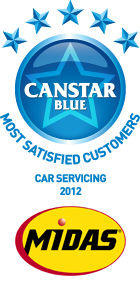 Most Satisfied Customers - Car Servicing 2012