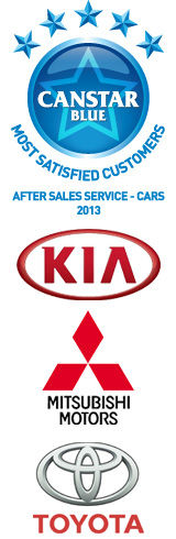 Car Awards 2013 - After Sales Service