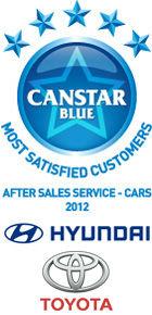 Car Awards 2012 - After Sales Service