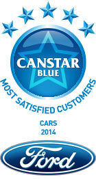 Ford: Most Satisfied New Car Customers, 2014