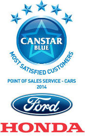 Point of Sales Service Award Winners
