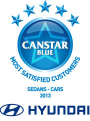 Car Awards 2013 - Sedans