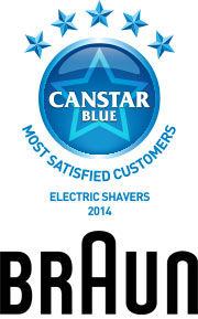 Braun: 2014 Award Winners for Electric Shavers