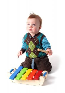 child xylophone