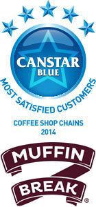 Muffin Break: Coffee Shop Award Winner, 2014