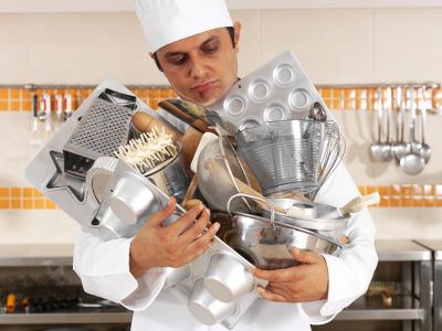 Do you overspend on kitchen appliances?