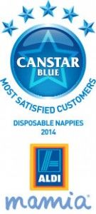Disposable Nappies: 2014 Award Winner