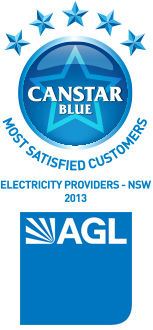 Most Satisfied Customers 2013: NSW Electricity Providers
