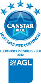 Most Satisfied Customers 2012: QLD Electricity Providers